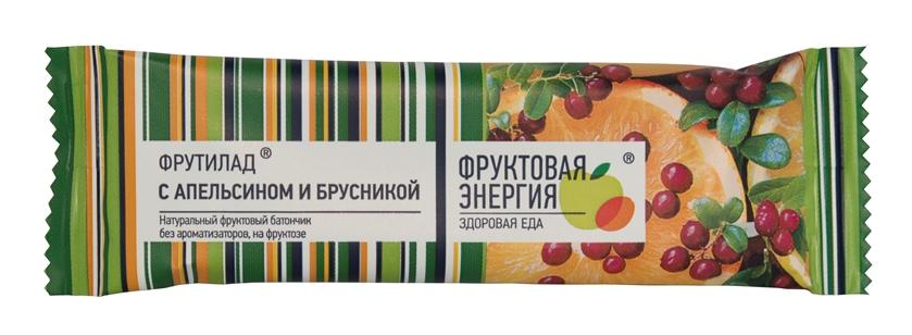 "Фрутилад ""Апельсин + Брусника"""
