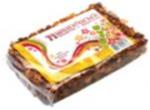 Хрумстик рисовый с арахисом и цукатами с фруктозой (50 г)