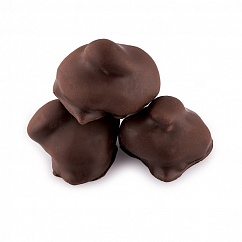 Чернослив с грецким орехом в темной шоколадной глазури 1 кг