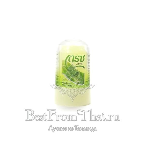 Кристаллический (квасцовый) дезодорант алоэ 80 г