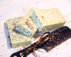 Мыло-шампунь Цветочное